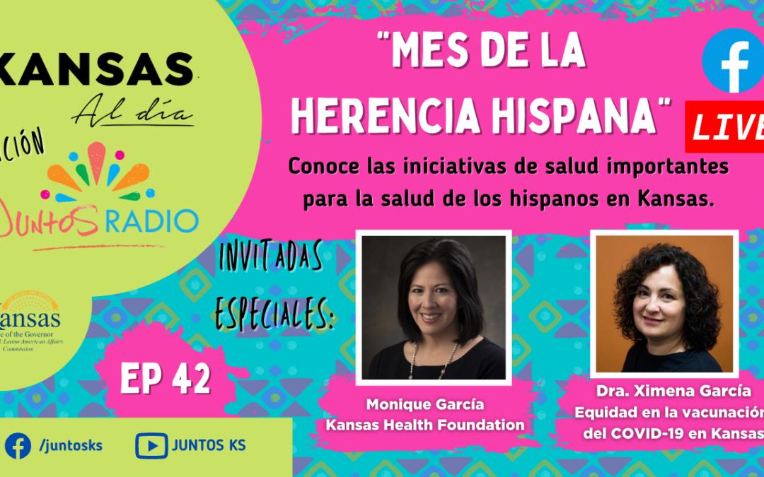 Juntos Radio Ep 42: Celebrando el mes de la herencia hispana